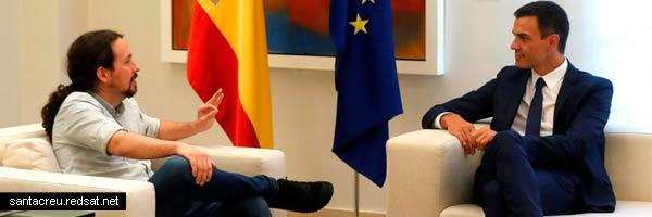 Pedro Sánchez será tonto pero no tanto